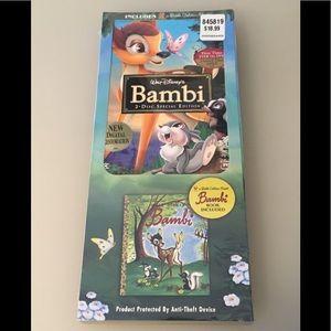 NIP Disney's Bambi 2 Disc Set